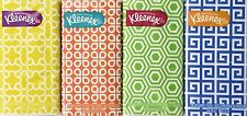 Kleenex Facial Tissue Pocket Travel Size 10 ct Pouches x 16 Packs = 160 Tissues