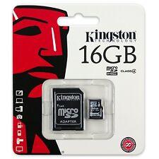 CARTE M�‰MOIRE KINGSTON MICROSD MICRO SD 4 8 16 32 4GB 8GB 16GB 32GB
