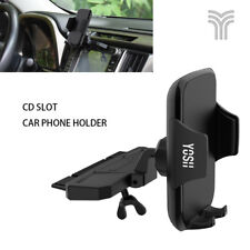 YOSH CD Slot Mobile Phone Holder Universal Car Mount GPS For iPhone 6 7 8P X XS