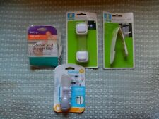 Lot Baby Safety 1st Especially for Baby KidCo Fridge Cabinet Drawer Locks Strap