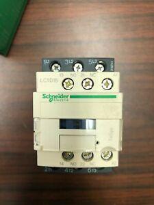 SCHNEIDER ELECTRIC LC1D18G7 120V 50/60 Hz  Contactor.