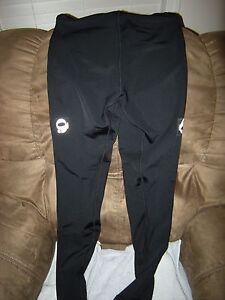 Brand New Womens Black Pearl Izumi SLCE Ultrsns TF Tight Cycling Pants, Size L