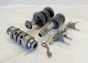 Ducati Monster SuperSport Multistrada Transmission Gears & Shifter Drum w/ Forks