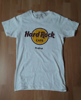 Hard Rock Cafe T-Shirt Praha weiß in XS