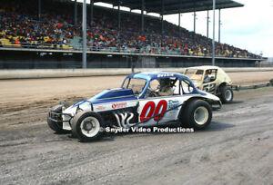 Buzzie Reutimann at Syracuse Super Dirt Week Photo