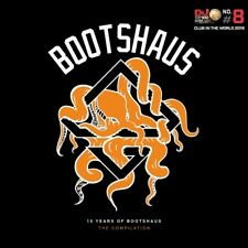 BOOTSHAUS:15 YEARS OF BOOTSHAUS-THE COMPILATION DIGIPAK 3 CD NEW+