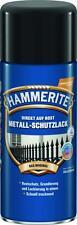 Hammerite Spraydose Metallschutz-Lack RostschutzLack Glänzend 400 ml schwarz neu