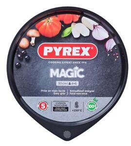 Pyrex Magic Carbon Steel Non Stick Pizza Tray 30cm