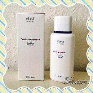 Obagi Gentle Rejuvenation Soothing Cleanser 200ml anti aging Serum NewIn Box