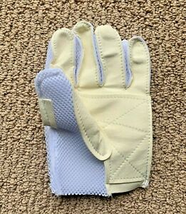Nash Clarino Goalie Blocker Palm! Ice Roller Hockey Goal Glove Replacement JR