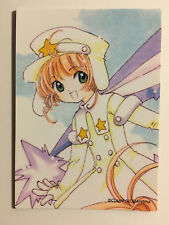 Trading Card The Clow Card Chapter - 37