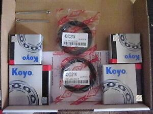 TOYOTA TOWNACE,1992 to 2003,YR39 & KR42 series,PREMIUM,FRONT 2 WHEEL BEARING KIT