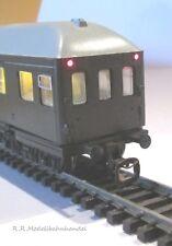 Zugschlußbeleuchtung TT Personenwaggon universal einsetzbar (27-2)