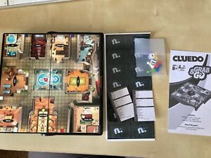 Hasbro Cluedo Grab & Go Game