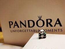 Pandora Genuine Panda Bear Charm 【AU Stock】Item 796256ENMX