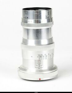 Lens Zeiss  Sonnar 4/135mm  No.1600661 for Zeiss Ikon  Contax IIa IIIa EX