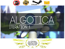 Algotica - Iteration 1 PC Digital STEAM KEY - Region Free