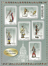 FRANCE 2012...Miniature Sheet n° F4665 MNH...Miniatures Tin Soldiers