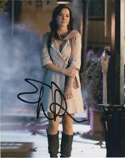 Erica Durance Smallville Autographed Signed 8x10 Photo COA #7