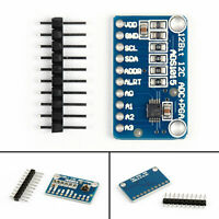 ADS1015 4Channel 12-Bit I2C ADC Module with Pro Gain Amplifier for Arduino Rpi