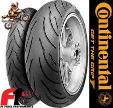 Coppia Gomme Moto Continental ContiMotion 120/70-17 (58W)+160/60-17 (69W) [R1M]