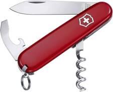 VICTORINOX 0.3303 Schweizer Taschenmesser Offiziersmesser Messer 9Fun Waiter rot