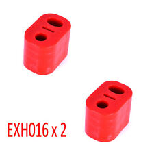 Powerflex Polyurethane Exhaust Mounts x2 for Vauxhall Astra G Mk4 - 98-04 EXH016