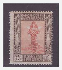 LIBIA 1924/9 - PITTORICA   Centesimi 15 -  NUOVO **