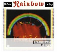 On Stage [Deluxe] by Rainbow (CD, Nov-2012, 2 Discs, Polydor)