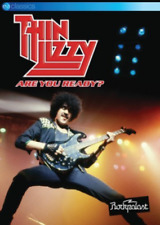 THIN LIZZY Are You Ready? Live DVD BRAND NEW NTSC Region ALL Rockpalast