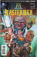 Multiversity Mastermen (2015) #1 Porter Variant VF/NM 1:50