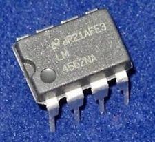 10pcs LM4562NA DIP-8