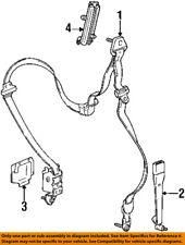 Jeep CHRYSLER OEM 1996 Grand Cherokee Front Seat Belt-Buckle Left 5EP21SAZ