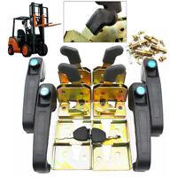 Universal Forklift Tractor & Heavy Equipment Locking Door Handle Set 4 x handle