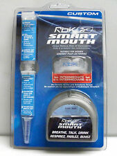 New Reebok Smart Mouth custom guard intermediate 10-15 hockey football rbk jr