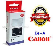 A-Canon Ee Schermo di messa a fuoco Opaco per EOS 5D Fotocamera Digitale Schermo See