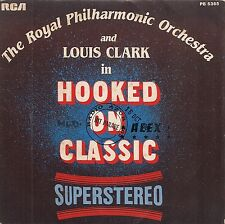 "45 TOURS / 7"" SINGLE--THE ROYAL PHILHARMONIC ORCHESTRA--HOOKED ON CLASSICS--1981"