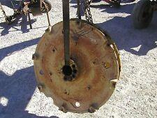 John Deere 70 Rowcrop Tractor Original Jd Rear Cast Wheel Hub Centers F1500r