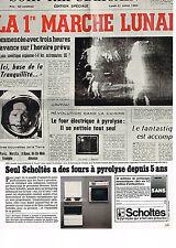 PUBLICITE ADVERTISING  1974    SCHOLTES   fours à pyrolyse