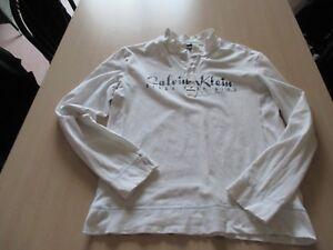 Tee-shirt - blanc - taille 42 (XL) - Calvin Klein - neuf