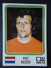 Panini 91 Piet Keizer Niederlande WM 74 World Cup Story