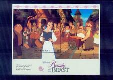 st.vicent/disney story-beauty and the beast 5 /mnh.good condition