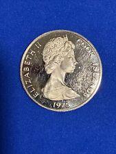 1975 Elizabeth Cook Island 100 Dollars Gold Coin!!!