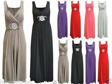 Unbranded Polyester Plus Size Maxi Dresses for Women