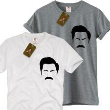 RON SWANSON Shirt FBI Parks & Recreation T-Shirt burt macklin tv parks and rec