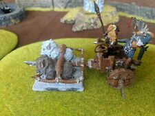 Games Workshop Warhammer Fantasy Chaos Beastmen Brayherds Tuskgor Chariot