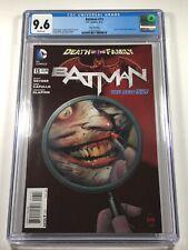 Batman #13 CGC 9.6 Ultra Rare 3rd Print Variant New 52 DC Comics 2013 2012 Joker