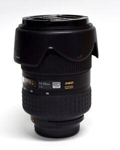 OLYMPUS ZUIKO DIGITAL ED 14-35mm F2.0 SWD
