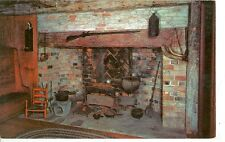 PLYMOUTH,MASSACHUSETTS-HOWLAND HOUSE-THE GREAT ROOM-(MASS-P3)