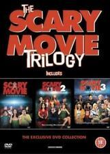 The Scary Movie Trilogy (Box Set) DVD (2004) Anna Faris